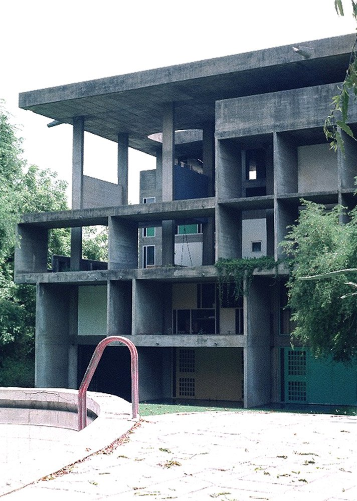 Great Buildings Online Image - Shodan House