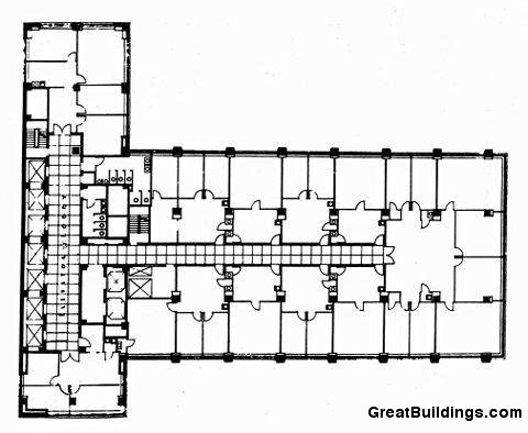 Great Buildings Drawing Psfs Building
