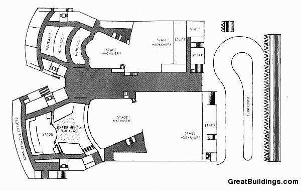 Great Buildings Drawing Sydney Opera House