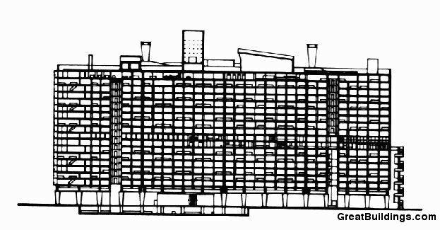 Catalyst unite d 39 habitation - Unite d habitation dimensions ...