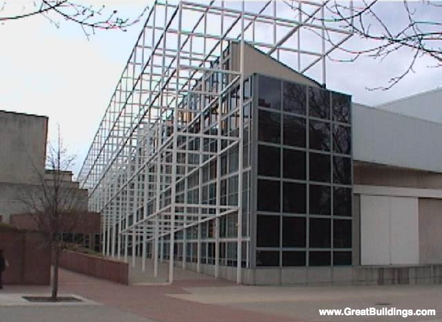 Wexner Center · Ohio State University, Columbus, Ohio