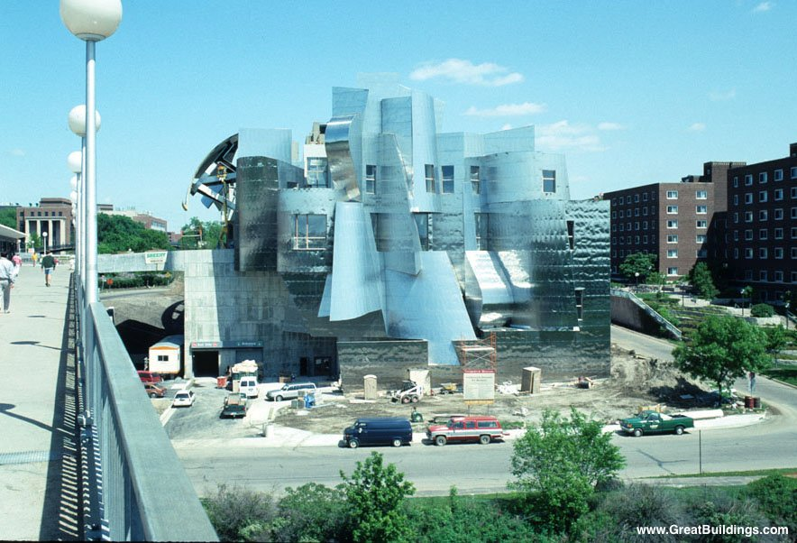 Weisman Art Museum · Minneapolis, Minnesota