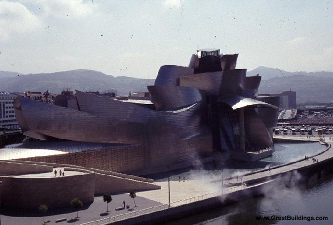 Guggenheim Museum Bilbao · Bilbao, Spain