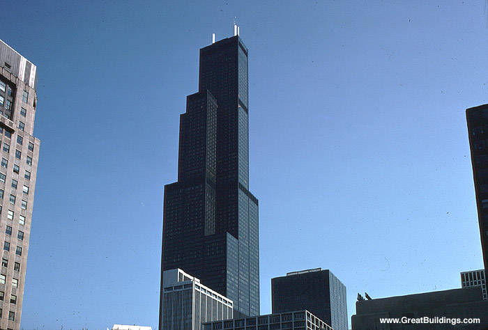 Sears Tower · Chicago, Illinois